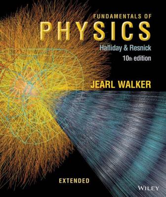فیزیک هالیدی ویرایش دهم Fundamentals Of Physics Extended Wiley (2013)