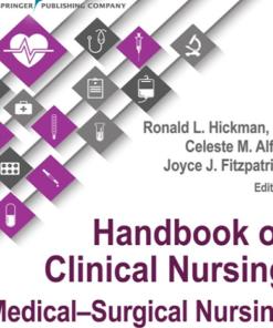 دانلود کتاب Handbook of Clinical Nursing Medical Surgical Nursing